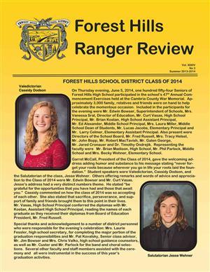 Fall Newsletter 2013-2104 Winter Newsletter 2013-2014 Summer