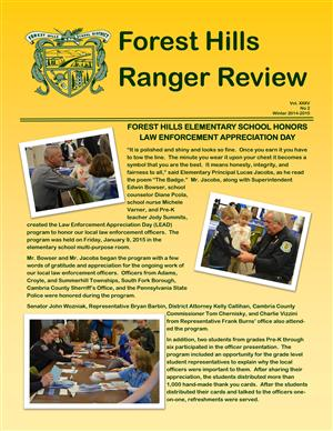 Winter Newsletter 2014-2015