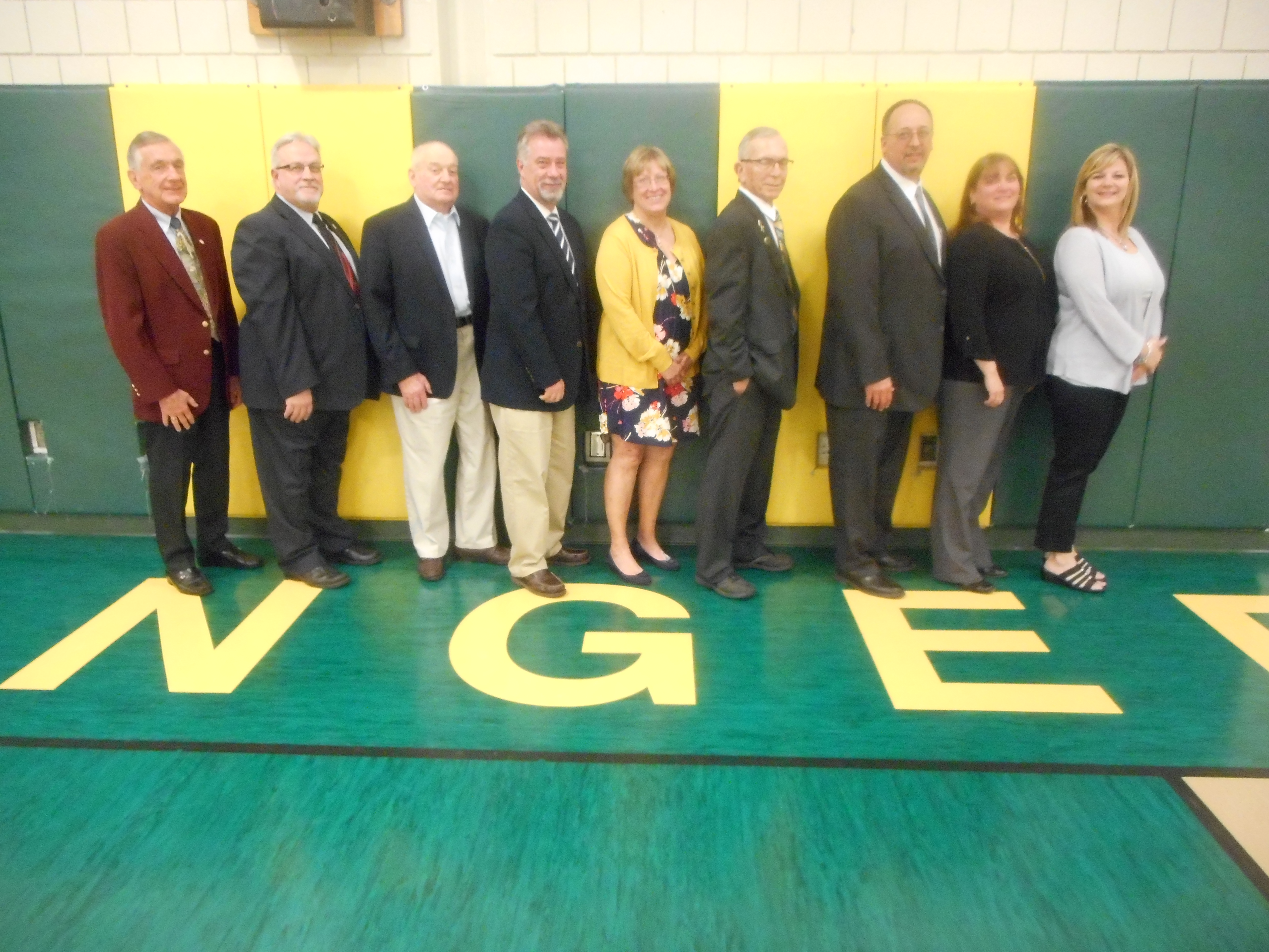 Board of School Directors 201
