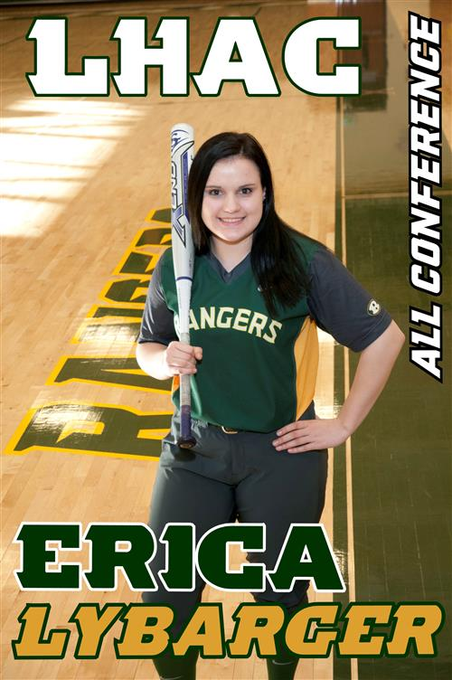 Erica Lybarger All-Conference 19