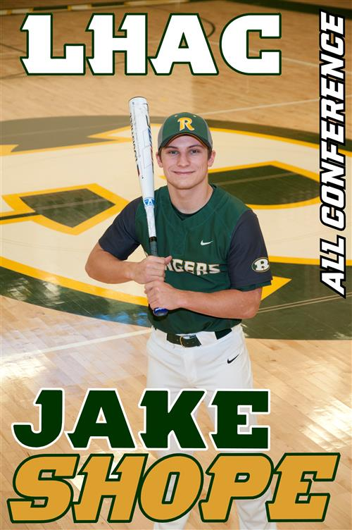 Jake Shope All-Conference 19