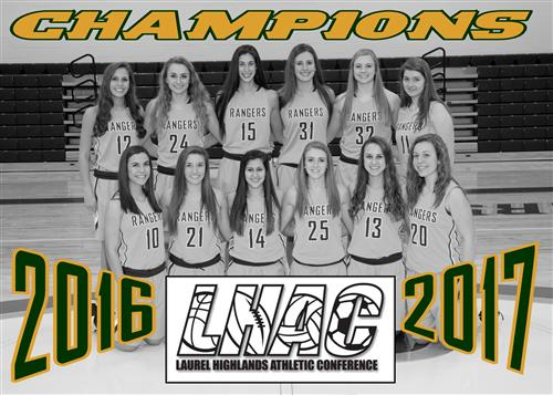 LHAC Girls Basketball Champs