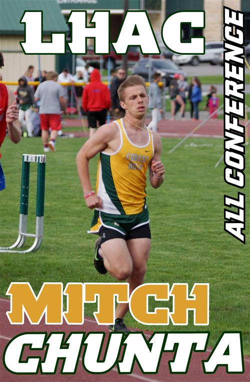 Mitch Chunta All-Conference 19
