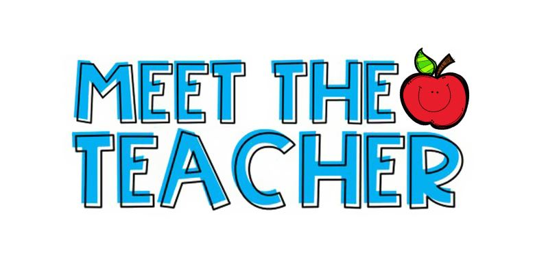 Come and meet your Teachers Thursday, Aug. 22 from 6:00-6:45pm