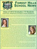 Summer Newsletter 2011-2012